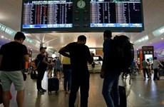 Sân bay quốc tế Kuala Lumpur trở lại hoạt động bình sau sự cố kỹ thuật