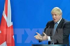 Thủ tướng Anh Boris Johnson nêu điều kiện thanh toán 'hóa đơn ly hôn'