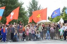 Việt Nam giành 2 giải tại Hội thao mùa Hè các cơ quan ngoại giao ở Nga