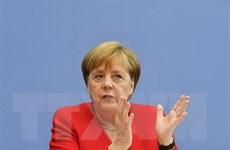 Thủ tướng Đức Angela Merkel hoan nghênh tiến triển trong vấn đề Iran