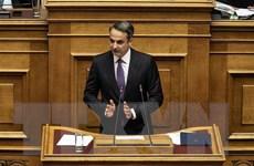 Hy Lạp tuyên bố dỡ bỏ hoàn toàn các biện pháp kiểm soát vốn