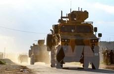 Binh sỹ Thổ Nhĩ Kỳ sẽ sớm tiến vào vùng an toàn ở Syria
