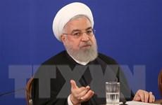 Tổng thống Iran Hassan Rouhani nêu điều kiện đàm phán với Mỹ
