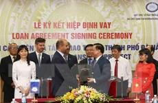 Ký kết Hiệp định vay 45 triệu USD cải thiện hạ tầng giao thông Đà Nẵng
