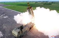 Chuyên gia: Vũ khí Triều Tiên thách thức nhiệm vụ phòng thủ Hàn Quốc