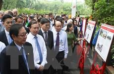 Triển lãm giới thiệu hơn 100 tài liệu quý về Chủ tịch Hồ Chí Minh