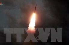Gia tăng lo ngại về tên lửa có quỹ đạo 'bất thường' của Triều Tiên