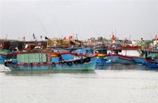 Áp thấp nhiệt đới suy yếu, đề phòng lũ quét tại Thanh Hóa, Nghệ An