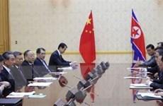 'Quan hệ giữa Triều Tiên và Trung Quốc đang mở ra một kỷ nguyên mới'