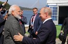 Nga-Ấn Độ mong muốn làm sâu sắc hơn nữa quan hệ song phương