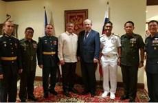 Nga quyết định bổ nhiệm tùy viên quân sự đầu tiên ở Philippines