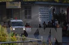 Nổ lớn ở thủ đô Kabul của Afghanistan: Đã có thương vong