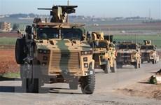 Giới chức cấp cao Thổ Nhĩ Kỳ, Mỹ thảo luận về 'vùng an toàn' tại Syria