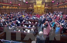 Quốc hội Anh bị đình chỉ hoạt động cho đến giữa tháng 10