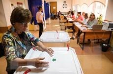 Nga công bố kết quả kiểm phiếu các cuộc bầu cử địa phương