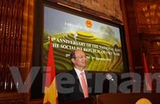 Lễ kỷ niệm lần thứ 74 Quốc khánh Việt Nam tại Cộng hòa Áo