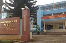 Sở Lao động, Thương binh và Xã hội tỉnh Gia Lai nợ gần 3 tỷ đồng
