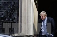 Thủ tướng Anh Boris Johnson lạc quan trước cuộc gặp Chủ tịch EC