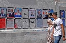 Tunisia ban bố lệnh giới nghiêm trước cuộc bầu cử tổng thống