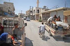 Syria và Nga nhất trí về danh sách Ủy ban hiến pháp Syria