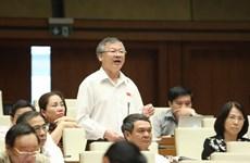 Cho thôi làm nhiệm vụ đại biểu Quốc hội đối với ông Hồ Văn Năm