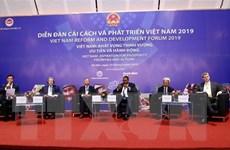 VRDF 2019: Việt Nam lựa chọn đúng để đạt mục tiêu và khát vọng