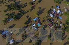 Thủ tướng gửi điện thăm hỏi về thiệt hại do bão gây ra tại Thái Lan