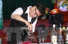 Độc đáo Cuộc thi pha chế trà Việt Nam 2019 tại Hoàng Su Phì
