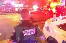 Dân Washington chứng kiến hai vụ nổ súng chỉ trong một tiếng rưỡi