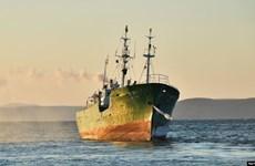 Quan chức Nga và Triều Tiên thảo luận vụ bắt giữ tàu cá
