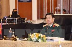 Đoàn đại biểu quân sự cấp cao Việt Nam thăm chính thức Myanmar
