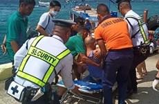 Chìm thuyền rồng tại miền Trung Philippines, 7 người bị đuối nước