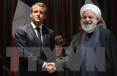 Tổng thống Pháp Macron hối thúc nối lại đàm phán hạt nhân Iran