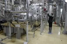Iran nêu điều kiện cho phép thanh sát chương trình hạt nhân