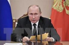 Tổng thống Nga Putin ủng hộ các bên tại Venezuela đối thoại