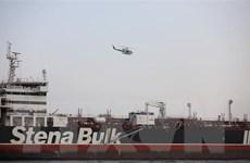 Iran bỏ lệnh tạm giữ tàu chở dầu Steno Impero treo cờ Anh