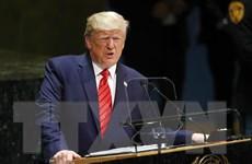 Chính sách 'Nước Mỹ trước tiên' lại làm nóng diễn đàn Liên hợp quốc