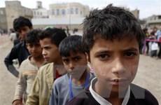 Chiến tranh đẩy hàng triệu trẻ em Yemen vào cảnh khốn cùng