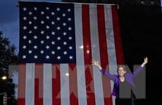 Bầu cử Mỹ: Bà Warren bứt phá ngoạn mục trong cuộc thăm dò dư luận