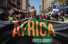 Sự bài ngoại đe dọa Hiệp định Khu vực thương mại tự do châu Phi