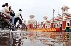 Lũ lụt hoành hành Ấn Độ khiến hàng chục người thiệt mạng