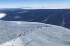 Nguyên nhân bất ngờ của việc khối băng khổng lồ tách khỏi Nam Cực