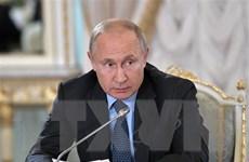 Tổng thống Nga Putin kêu gọi bình ổn các thị trường năng lượng