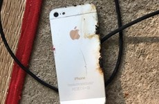 Lâm Đồng: iPhone phát nổ khi đang sạc pin, một thanh niên tử vong