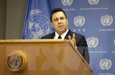 Venezuela kêu gọi LHQ ngăn chặn Mỹ sử dụng vũ lực chống Caracas