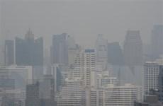 Chỉ số không khí ở thủ đô Bangkok trở lại mức độ an toàn