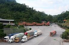 Thực hư thông tin ách tắc hàng hóa tại các cửa khẩu ở Lạng Sơn