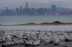 Ngành công nghiệp ôtô thế giới đứng trước nguy cơ mất 700 tỷ euro