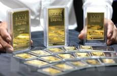 Giá vàng thị trường thế giới ghi nhận một tuần giao dịch khởi sắc