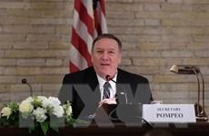 Ngoại trưởng Mỹ hy vọng đạt tiến triển trong hội đàm với Triều Tiên
